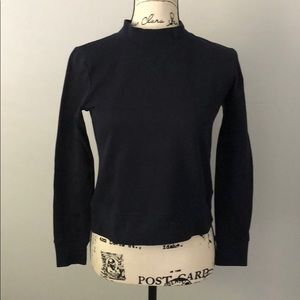 Madewell Mockneck Sweatshirt